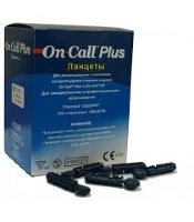 Ланцеты On Call Plus